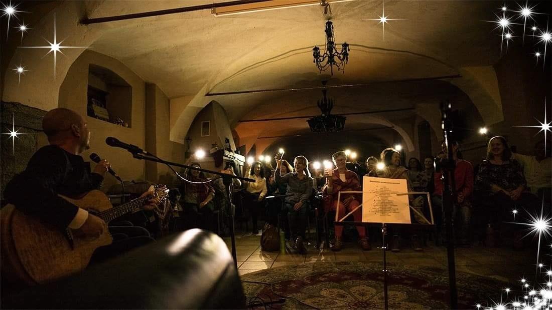 Predbožični koncert Shamballa