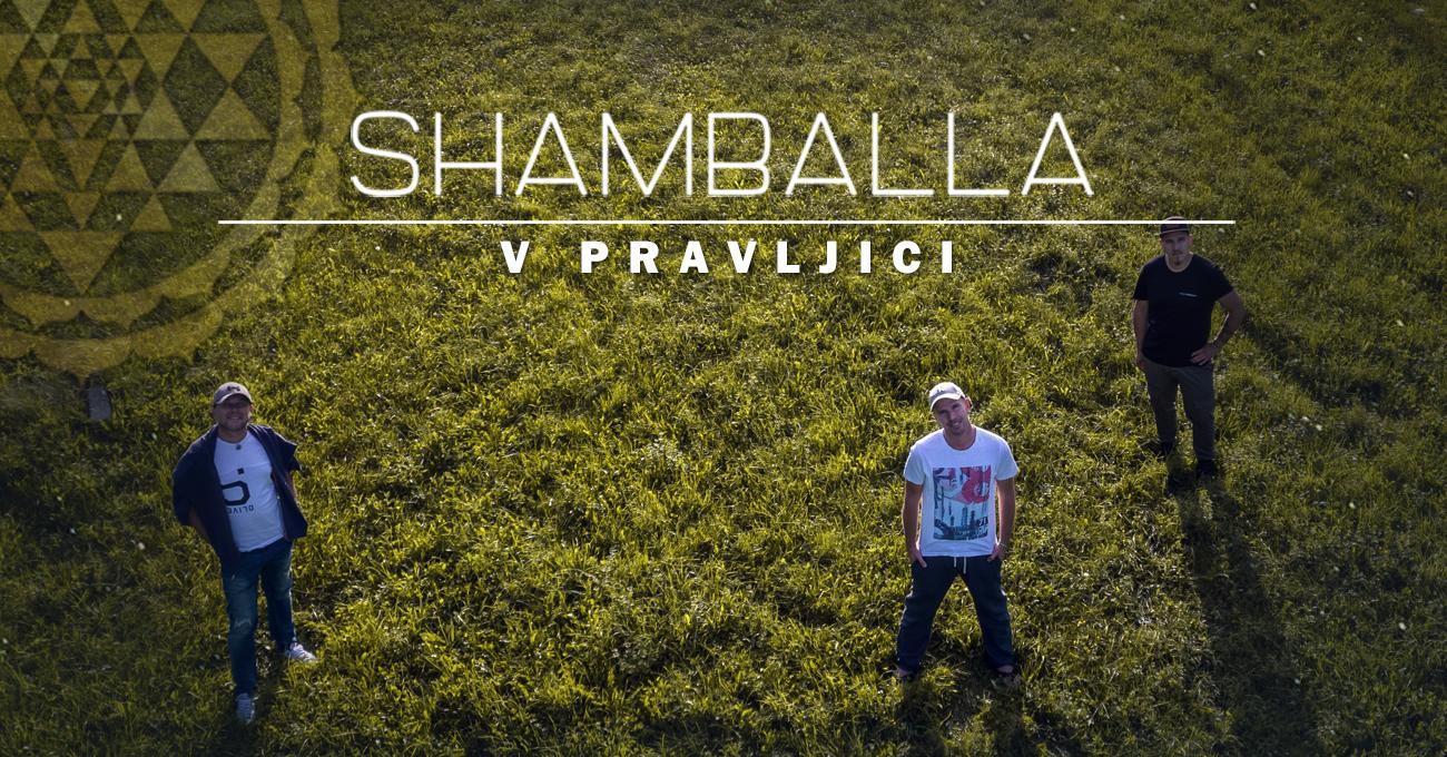 Shamballa v pravljici